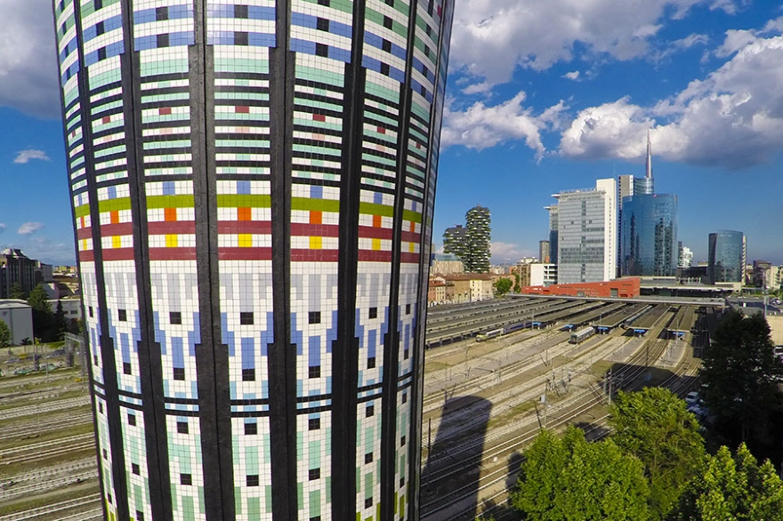 Rainbow Tower Milan socialdesignmagazine 04
