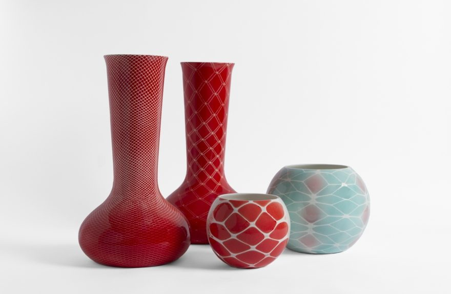 Vases pattern by Studio Nesta & Ludek