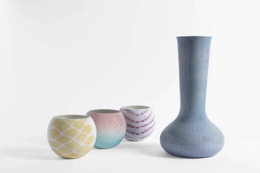 Motif de vases par Studio Nesta & Ludek 07