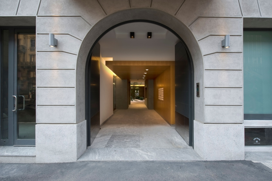Westway Architects viale Montegrappa Milano 02