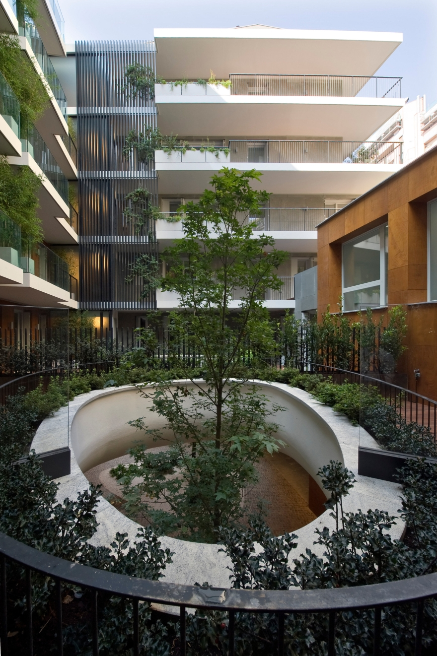 Westway Architects viale Montegrappa Milano 07