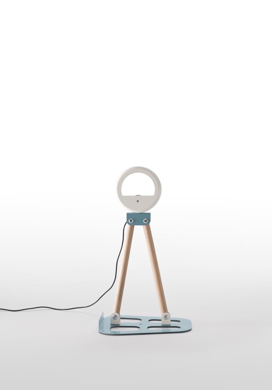 Lâmpada Zava Giacolù por Giampaolo Allocco delineodesign