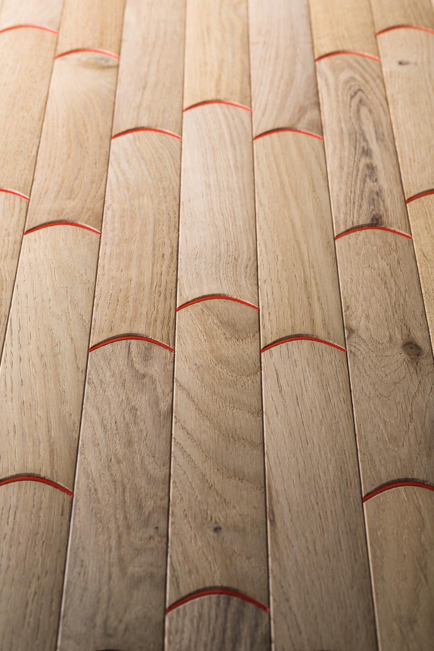 Pisos de madeira Listone Giordano biscuit n7 detalhe