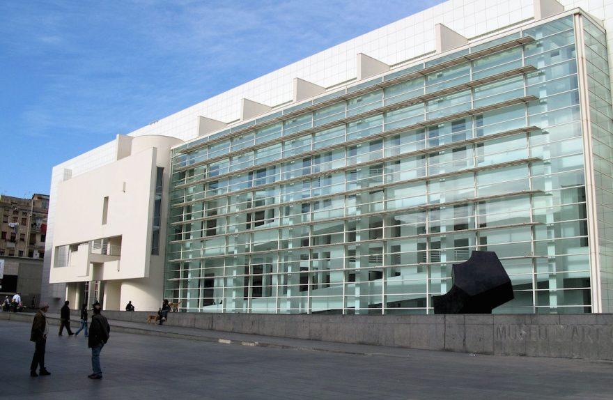 Barcelona rota para a descoberta de concepção