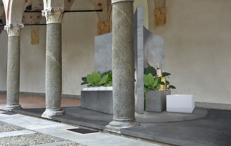 Glam Resiklaj, Ferruccio Laviani, Dlo Design 2015