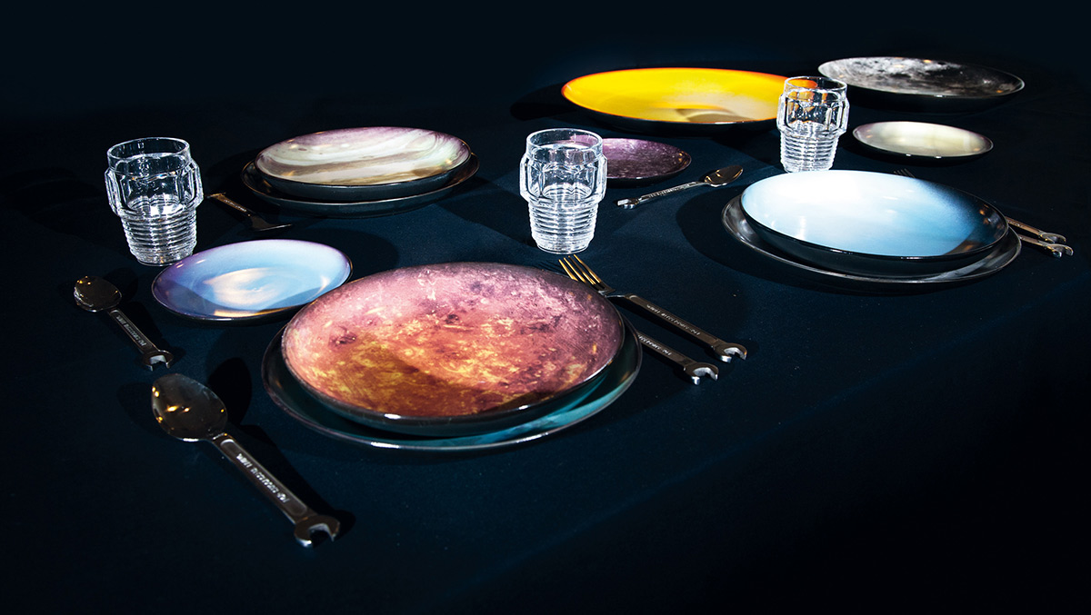 Idee regalo Natale 2015 Diesel Living with Seletti Cosmic Diner