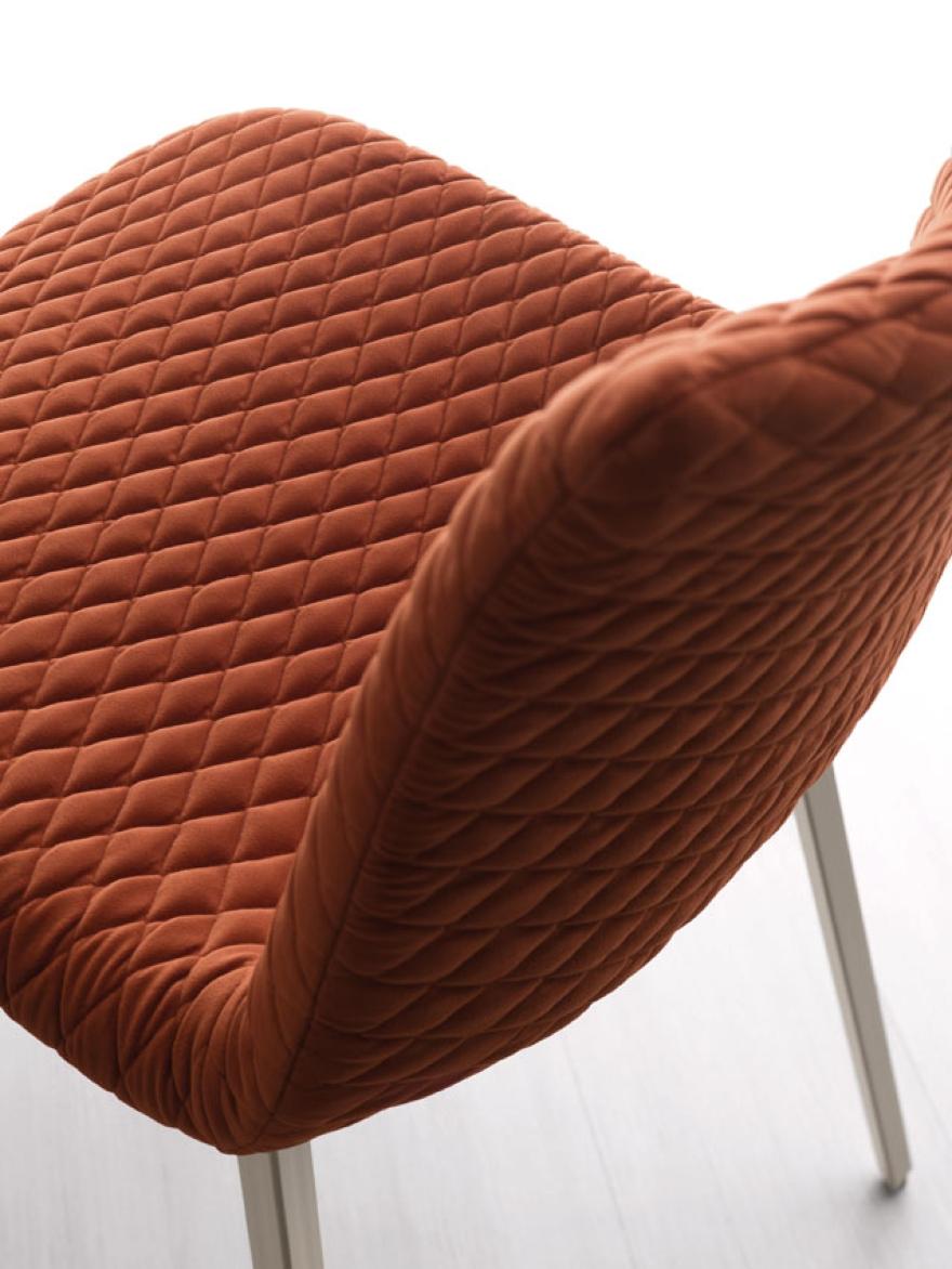 Seduta Fenice di Domitalia, effetto 3D