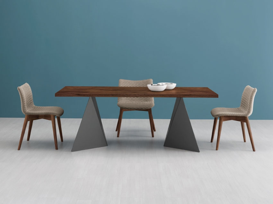 Euclid Domitalia table and sitting Fenice 3D 02 effect