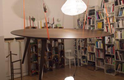 Dove nascono le idee, presentazione collezione Ademar