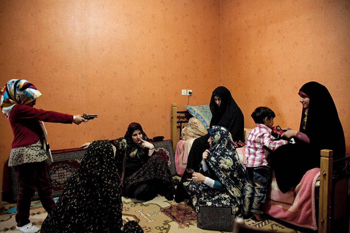 La Fabrica del presente Iranian Living Room, Ali Tajik-23