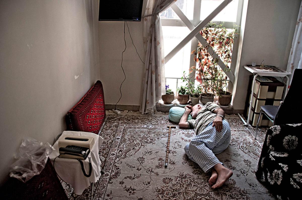 La Fabrica del presente Iranian Living Room, Hamed Ilkhan