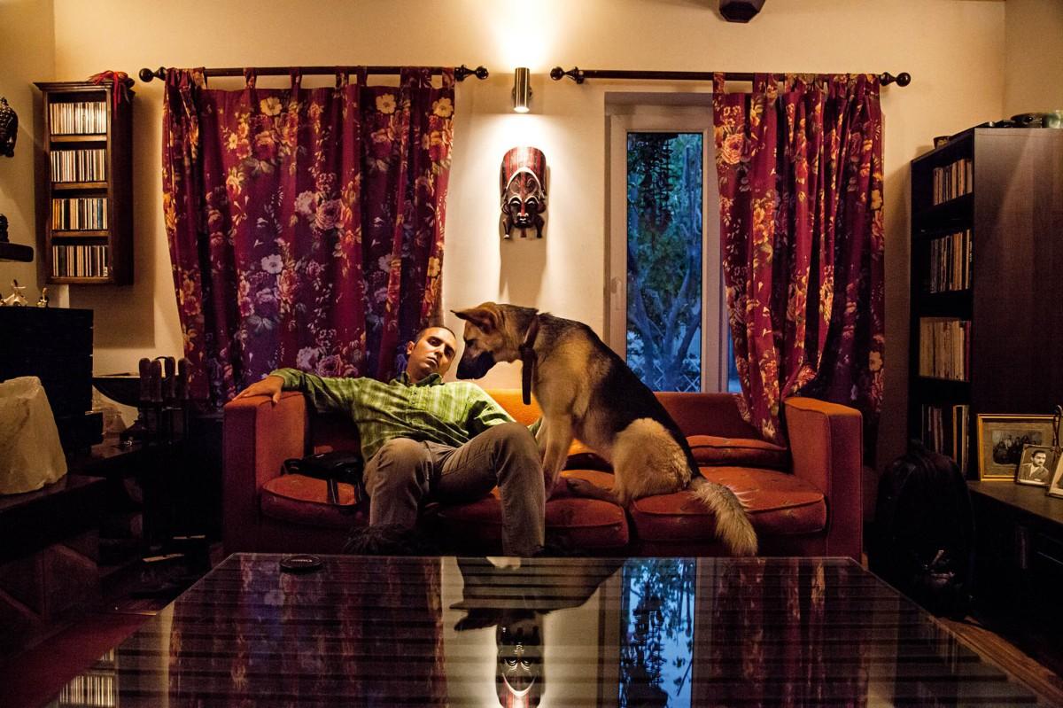 La Fabrica del presente Iranian Living Room, Nazanin Tabatabaei