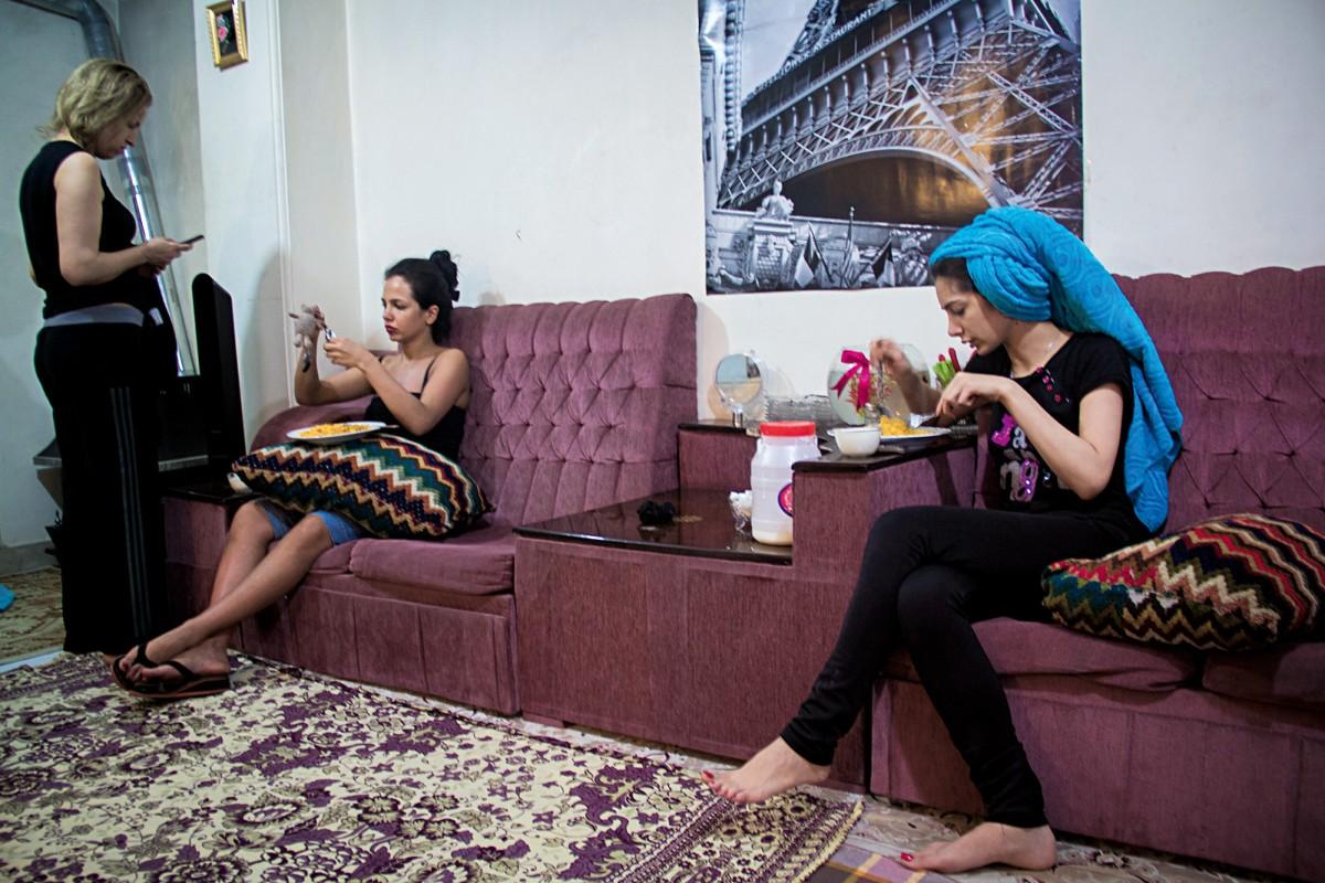La Fabrica del presente Iranian Living Room, Negar Sadvand
