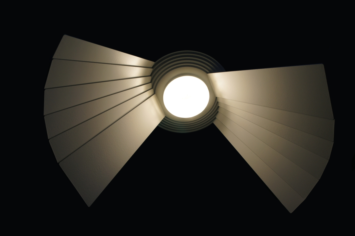 Eolique Paolo Benevelli lampada a sospensione