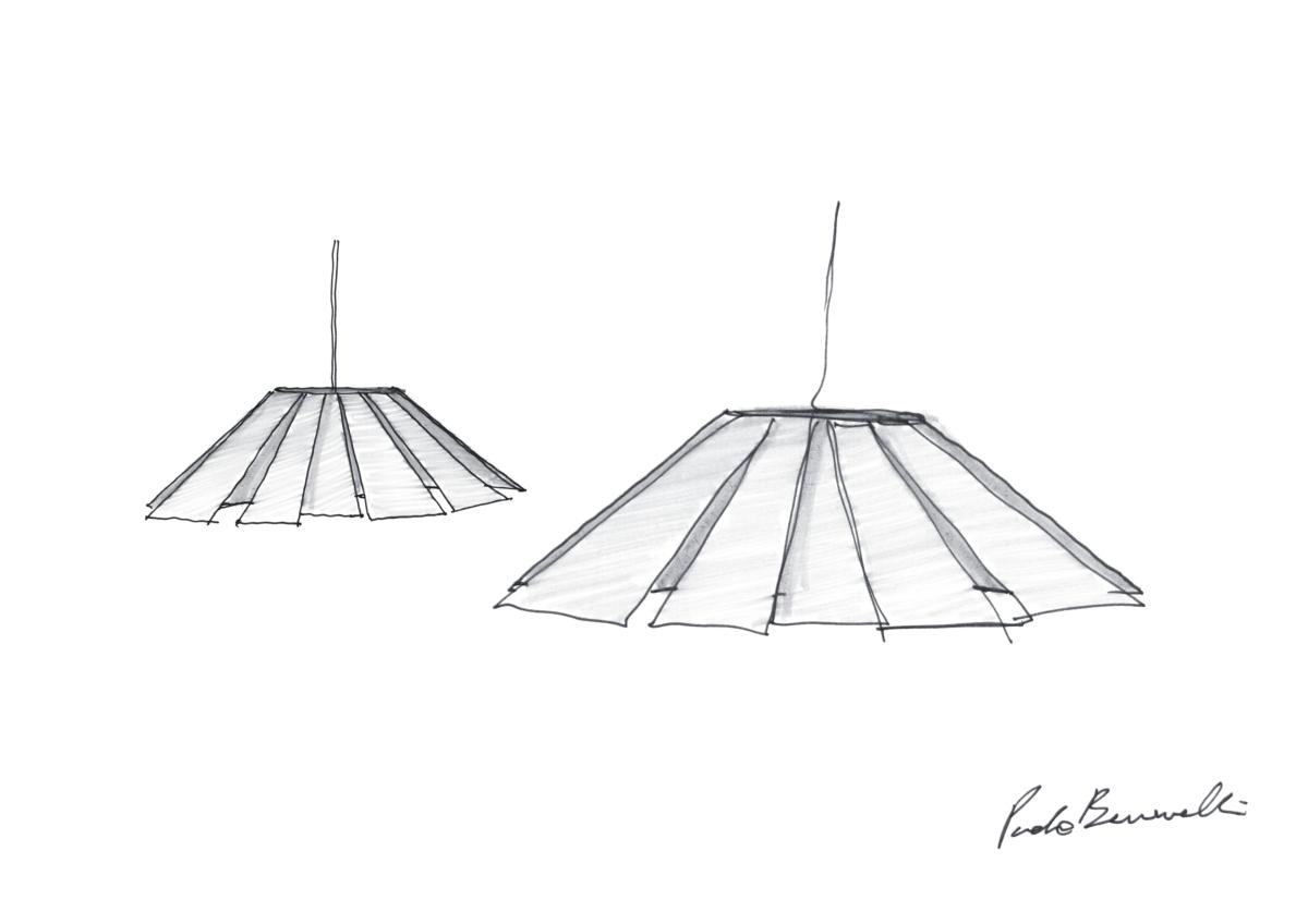 Eolique Paolo Benevelli disegno
