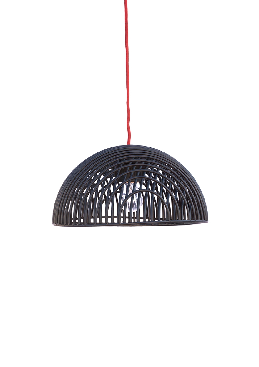 Pendant lamp optical Luis Alberto Arrivillaga 04