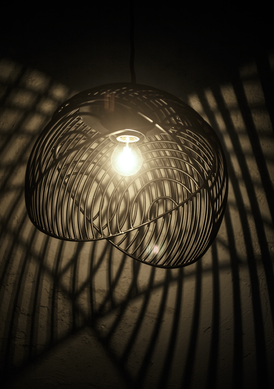 Pendant lamp Luis Alberto Arrivillaga 08