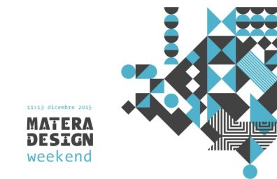Matera Design Weekend