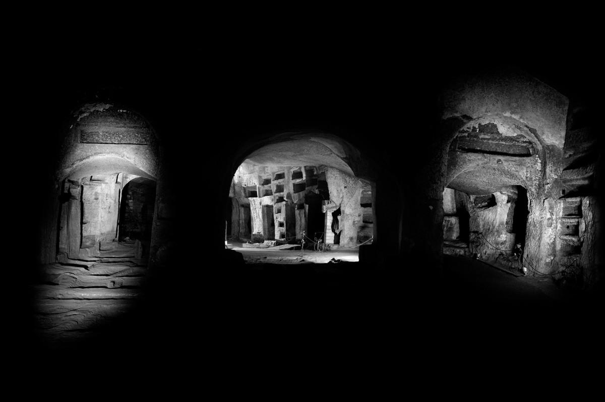La Fabrica del presente Nightescapes, Napoli