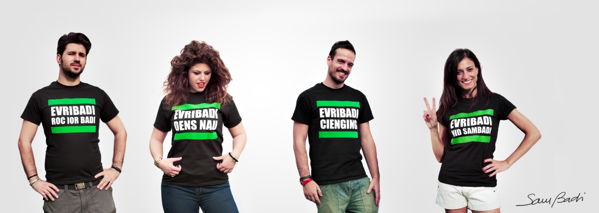 Sam Badi camiseta 01