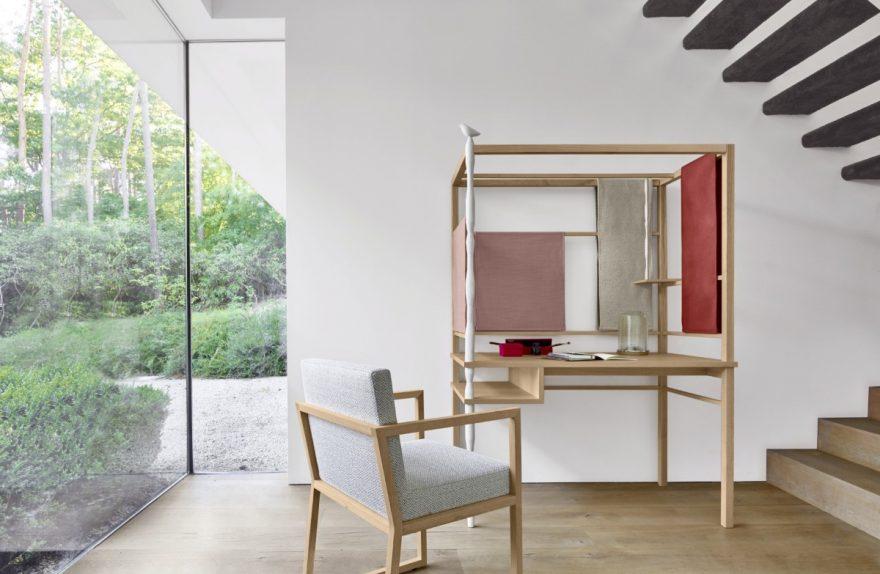 marie christine dorner phobos public bench original design steel flaque by marie christine. Black Bedroom Furniture Sets. Home Design Ideas