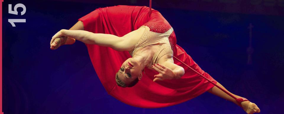 Concours d'architecture [MOSCOW] École de cirque