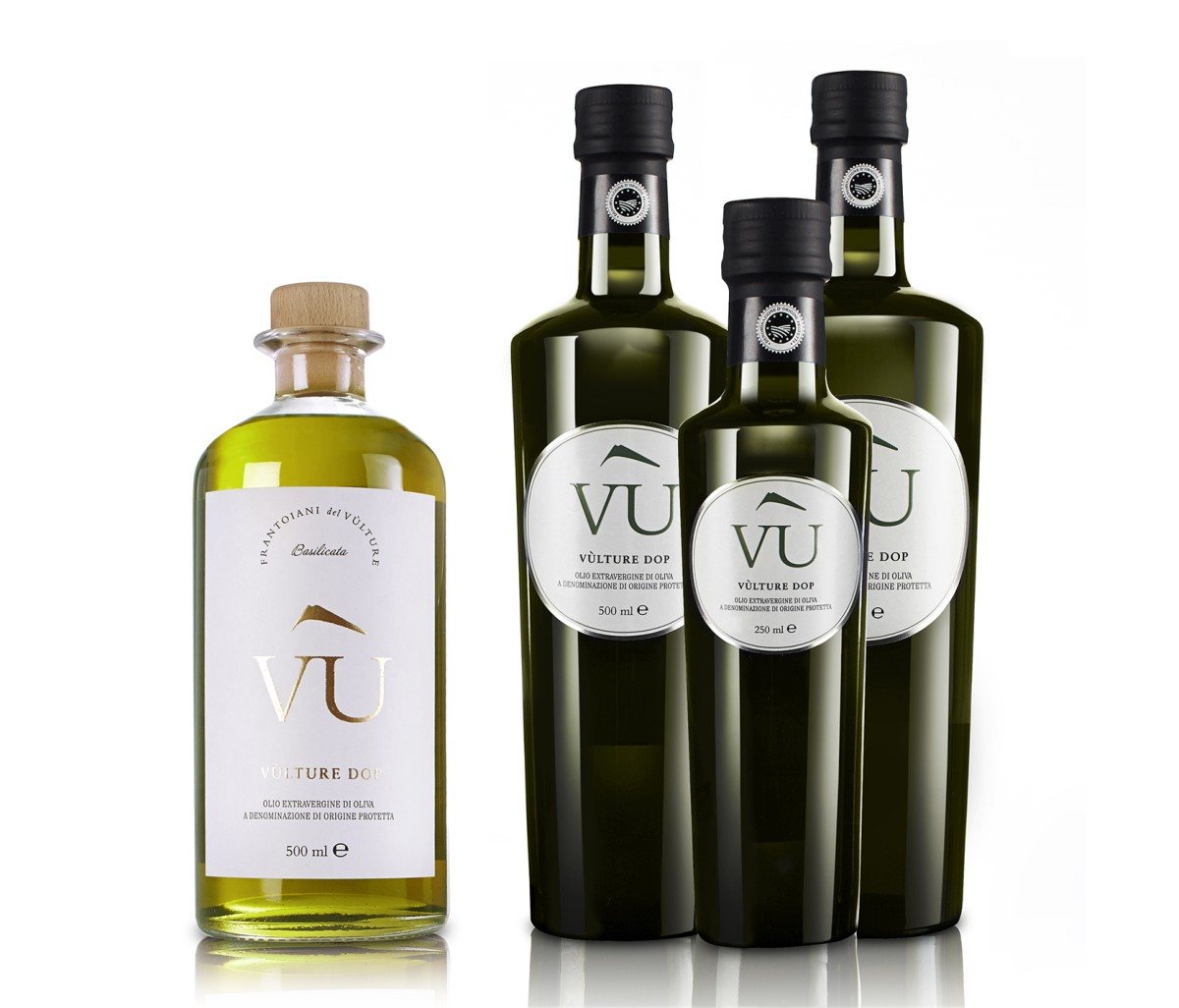 packaging di Olio Vù Hangar Design Group 02