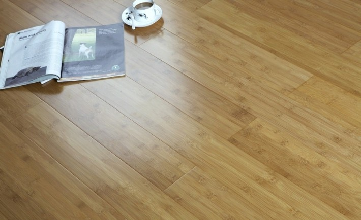 parquet in bamboo
