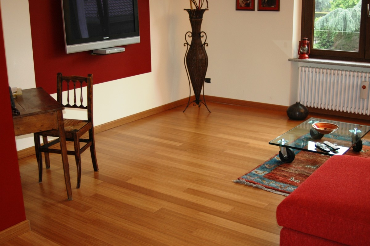 pavibamboo bamboo flooring prefinished solid carbonized vertical monolayer matte finish 100 fsc