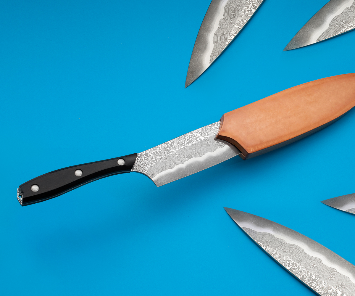MyKnife, Customise your chef's knife.