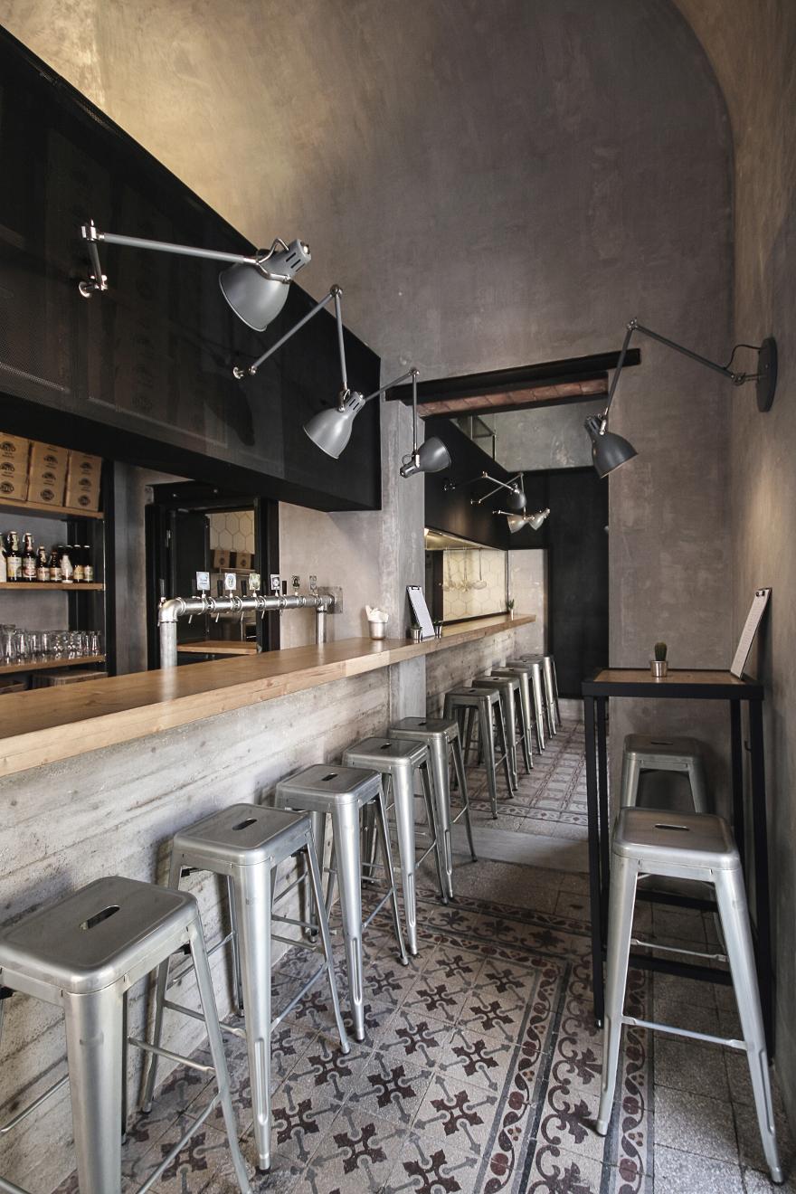UNTO il nuovo street fast food a Palermo firmato studio DiDeA