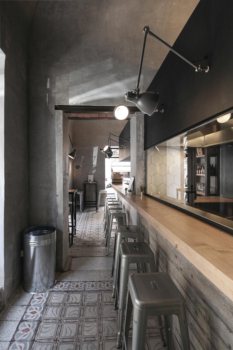 Até a nova rua fast food em Palermo assinou estudo DIDEA