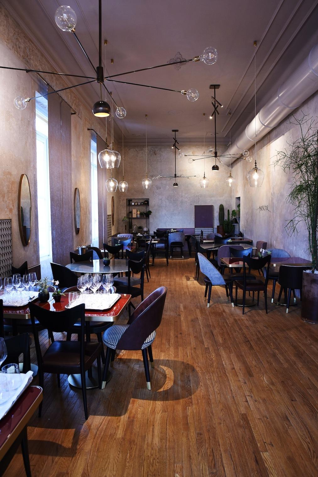 Antonino Cannavacciuolo, Cafe & Bistro