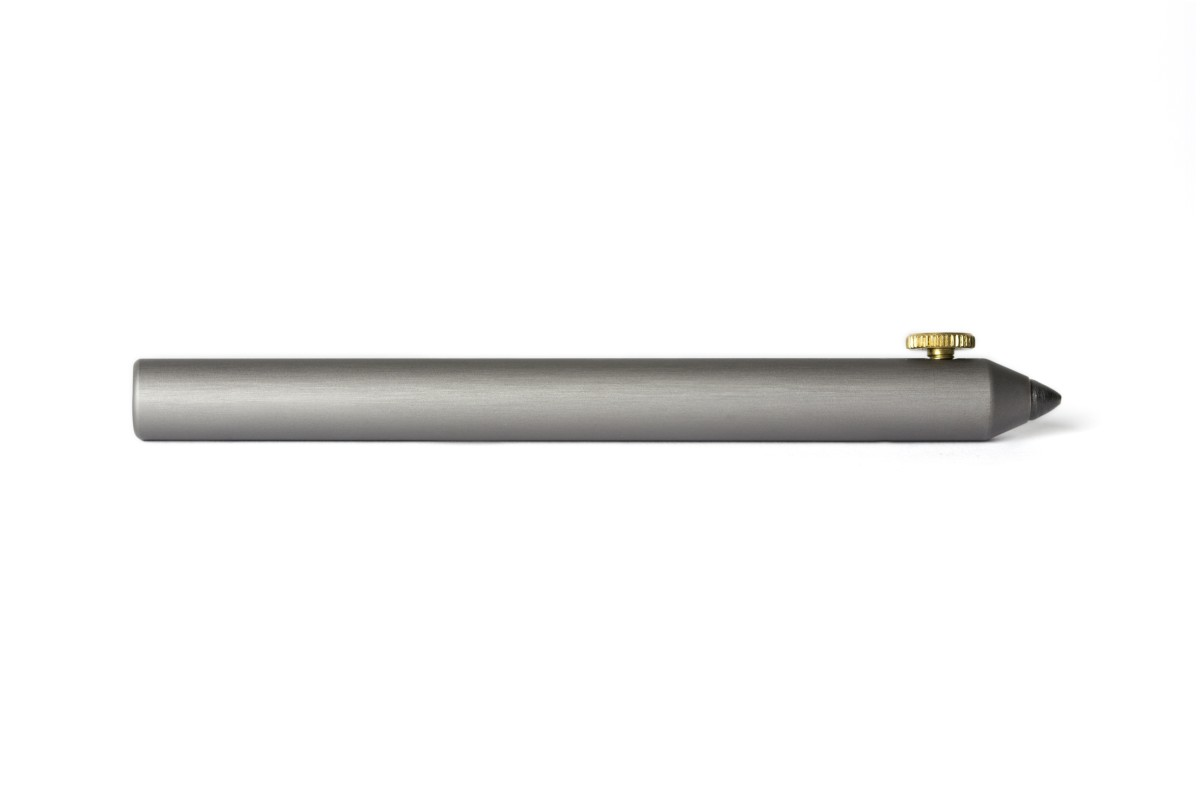 Internoitaliano collection Blacks mechanical pencil Anthracite 2