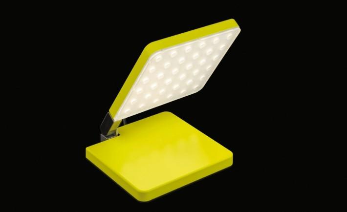 Lampada LED Roxxane Fly neonyellow Nimbus Group phFrankOckert