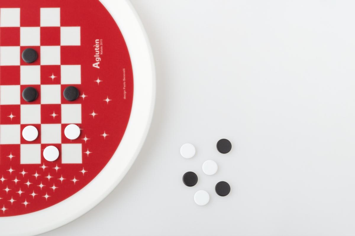 """Diseño de placa de gadget """"Eat & Play"""" Paolo Benevelli 05"""