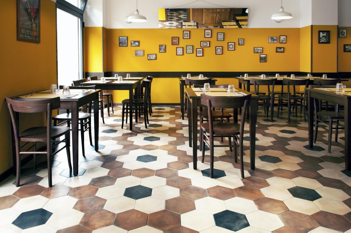 Il ristorante trippa di milano old school e atmosfera for Architettura e design milano