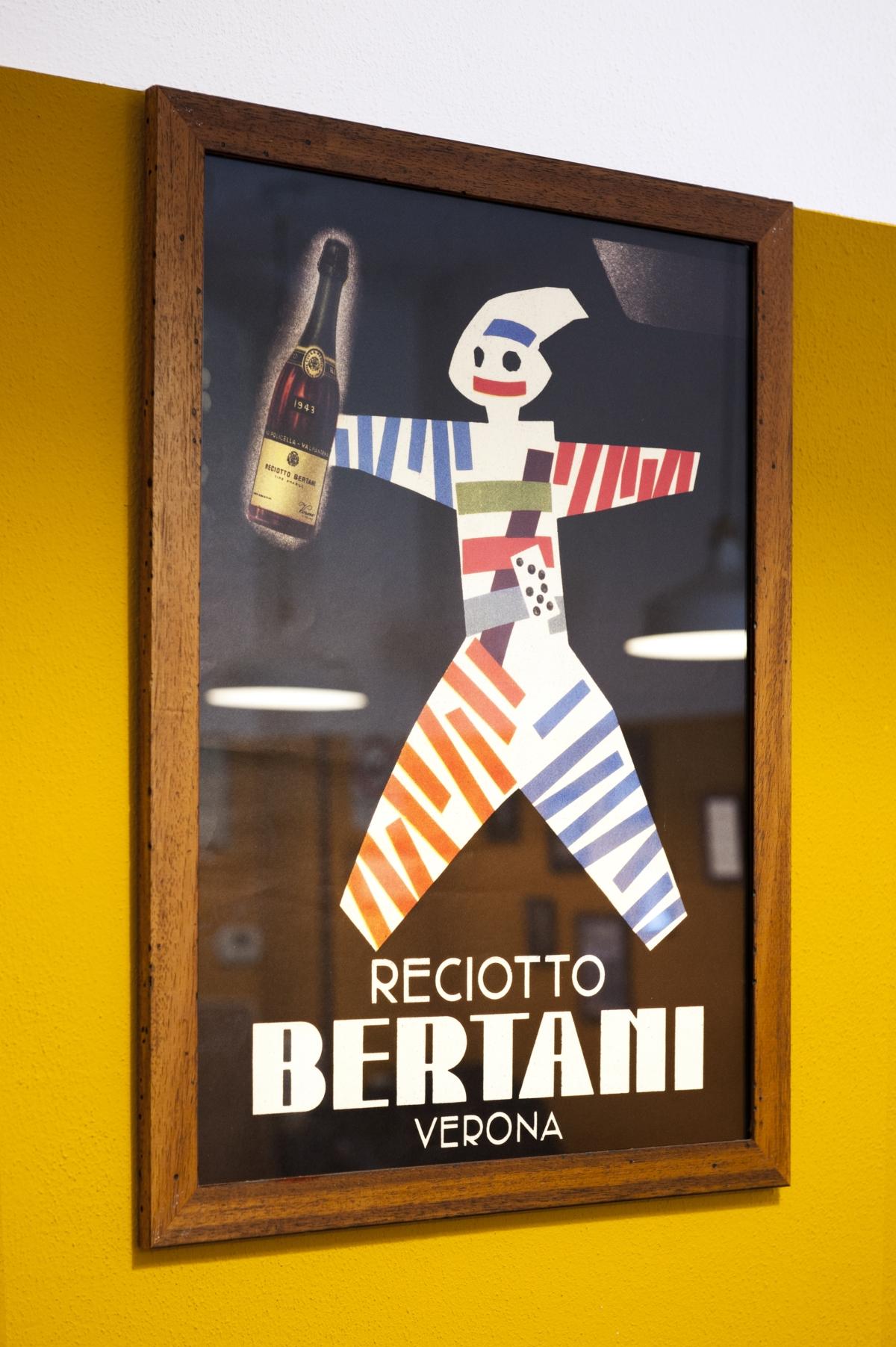 ristorante Trippa di Milano, trattoria old school interior design vintage 03