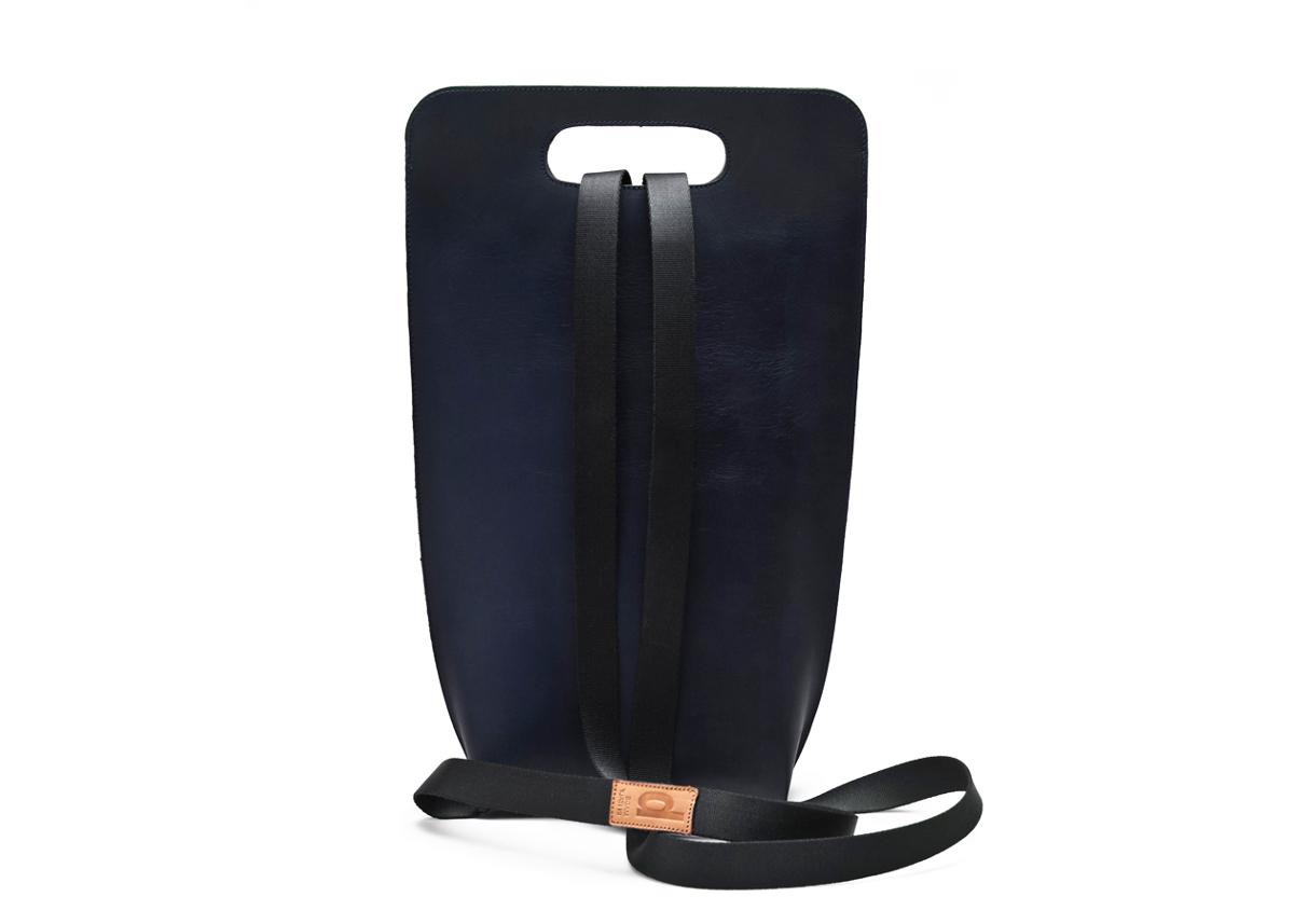 B//smallbag una borsa che si possa utilizzare anche come zaino