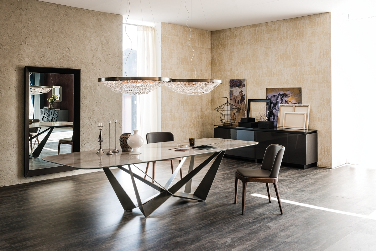 Cattelan Italian table SKORPIO