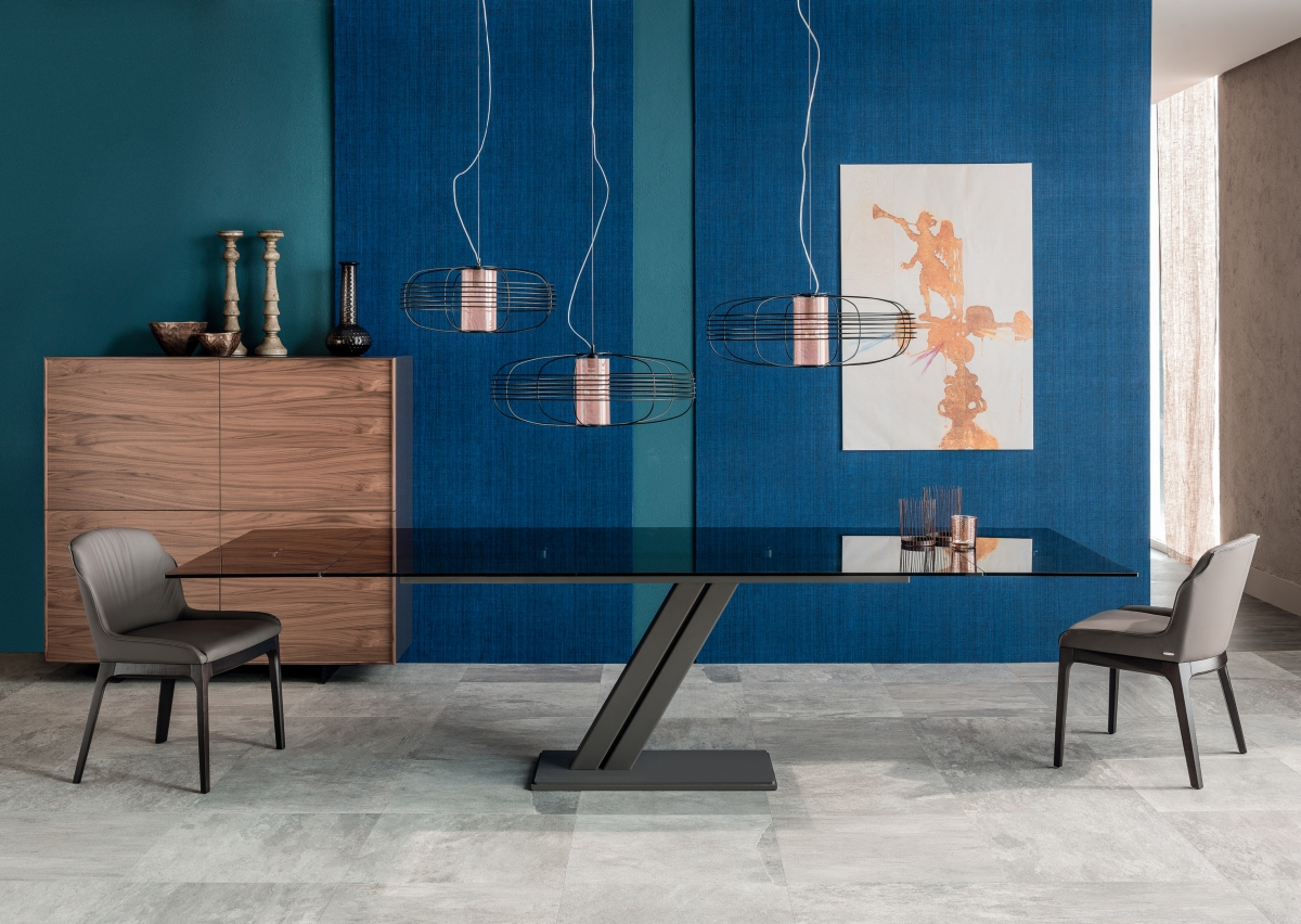 Cattelan Italian table ZEUSDRIVE