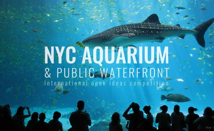 NYC aquarium & public waterfront architectural competition