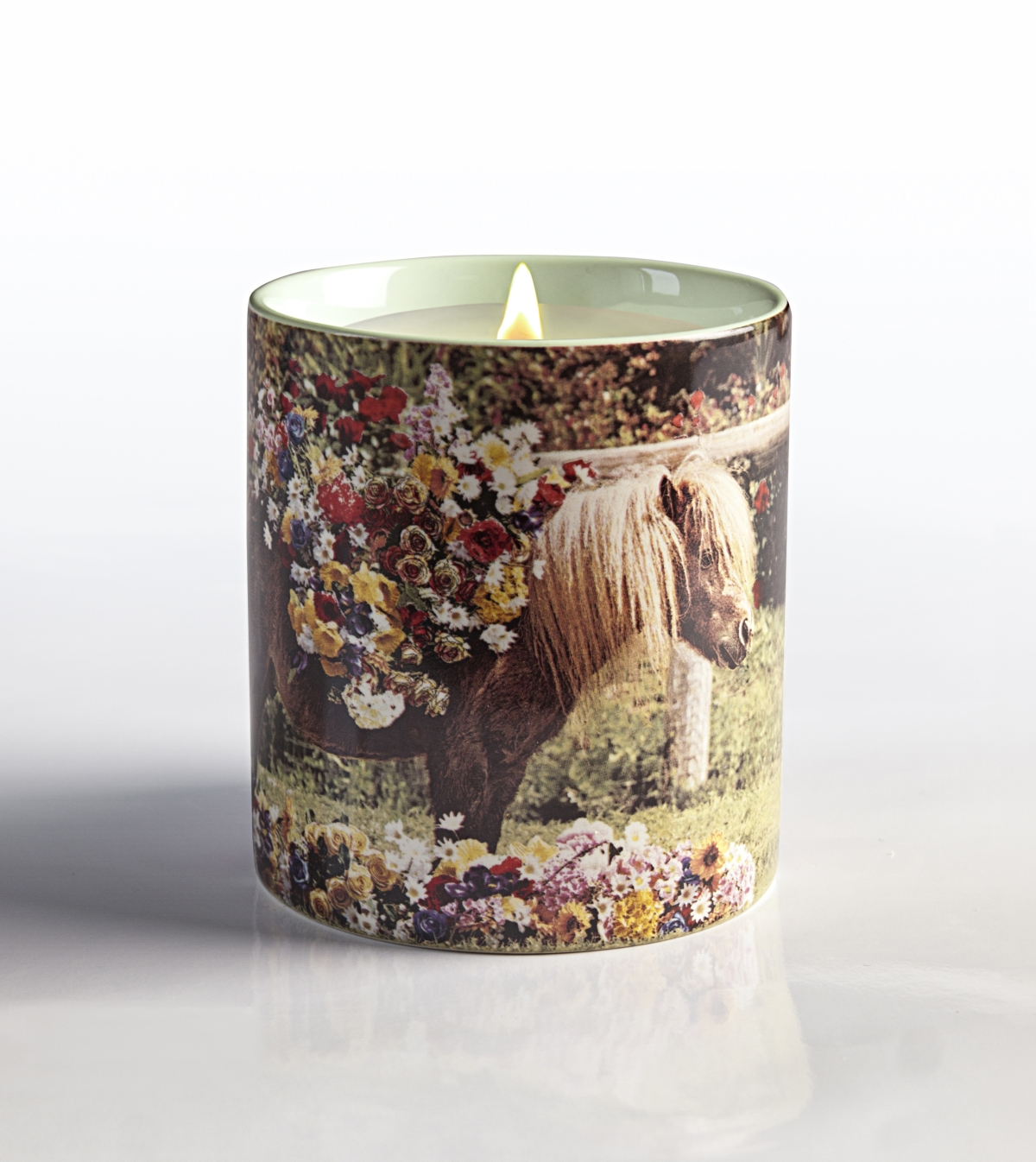 Seletti wears Toiletpaper PONY CANDLE