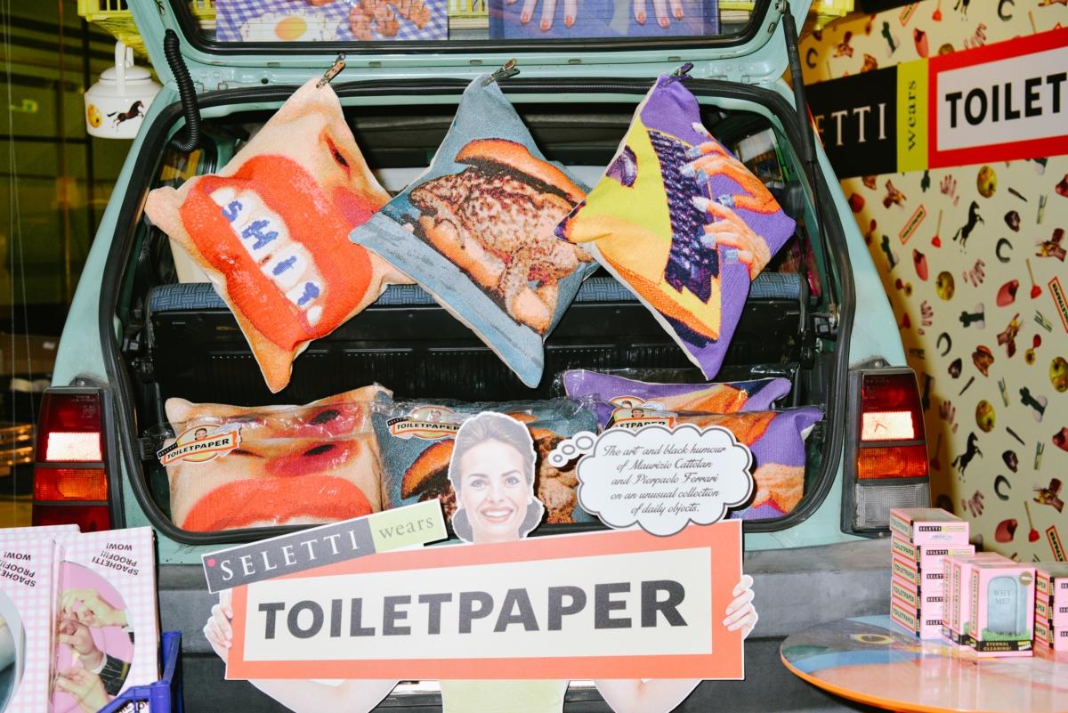 Selektiv trägt Toiletpaper Pitti Uomo 2016 03 ph Vanni Bassetti