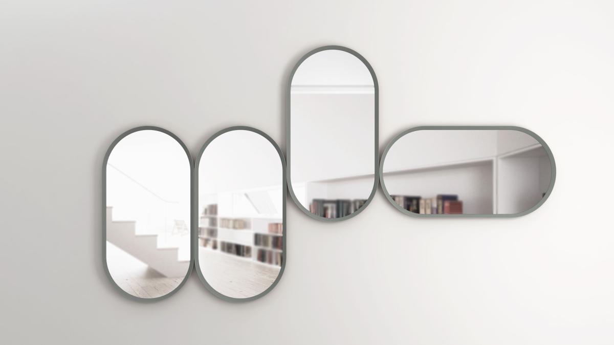 Espelho Badu, Roberto Paoli por Ligne Roset