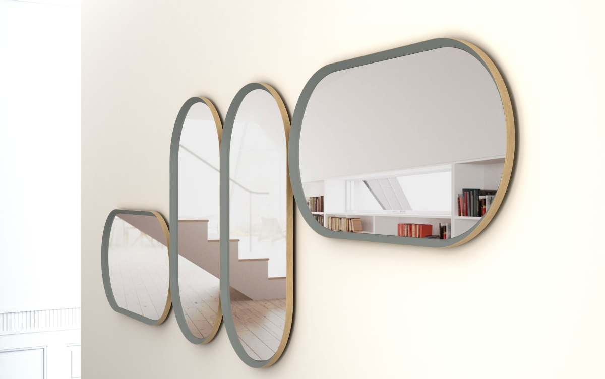 Mirror Badu, Roberto Paoli for Ligne Roset