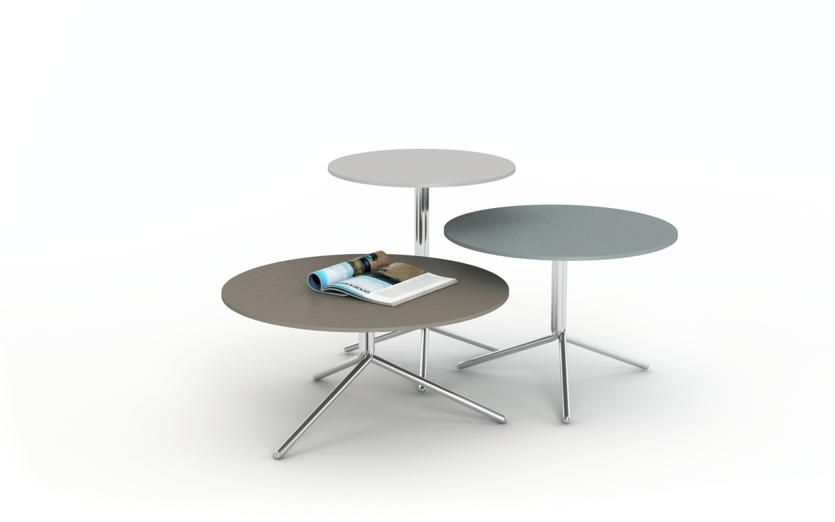 Collection Wader attendant, Roberto Paoli pour Midj, tables
