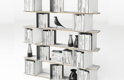 Previews Domitalia Salone del Mobile 2016, Bibliothek Keller