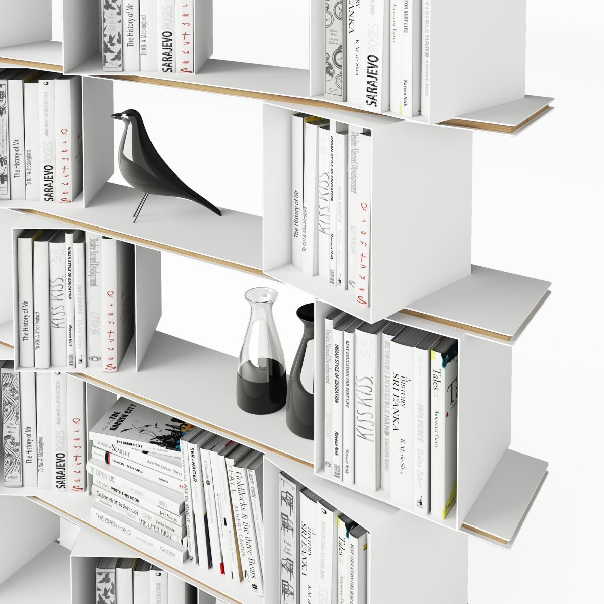 DOMITALIA Cellar biblioteca modular