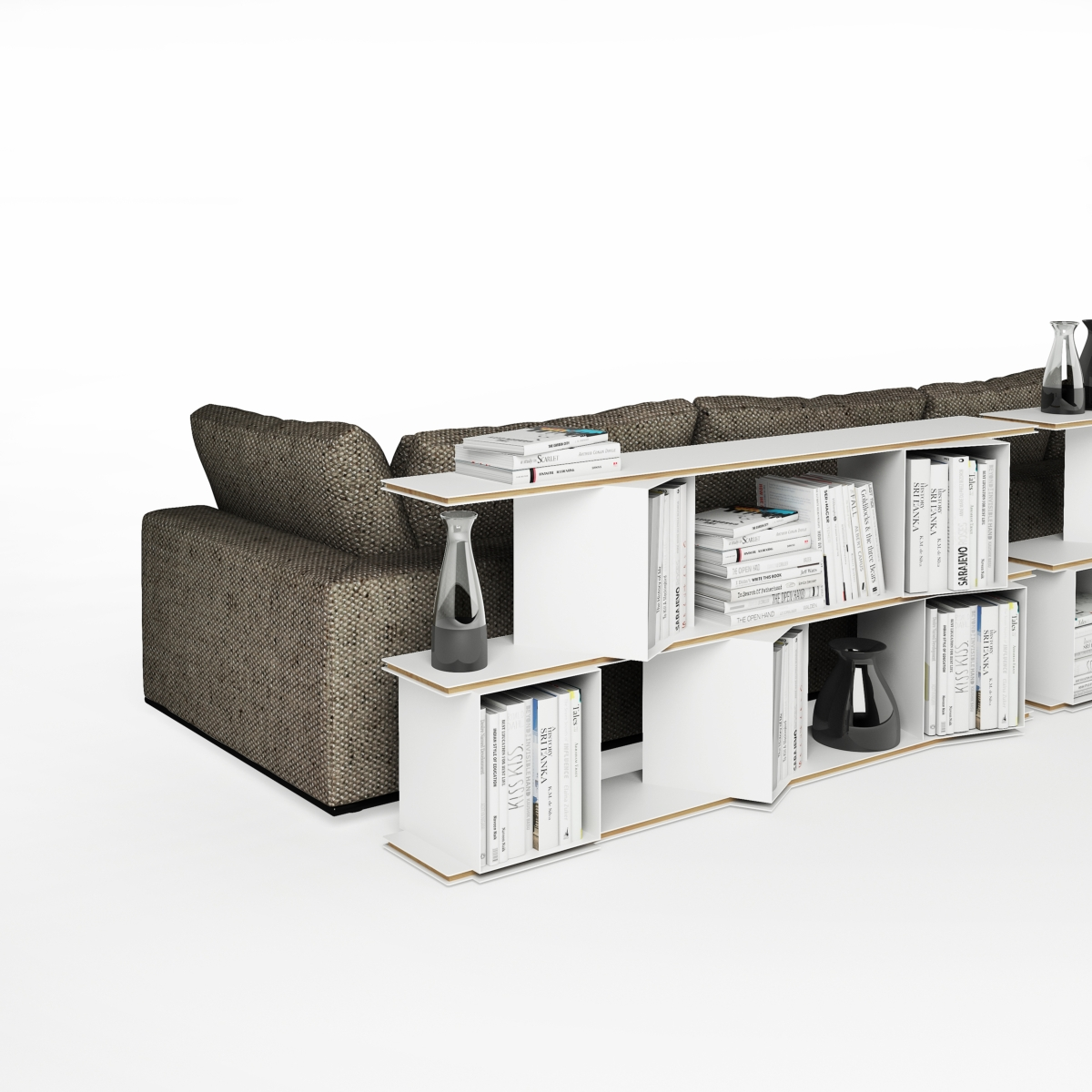 Domitalia modular library Cellar